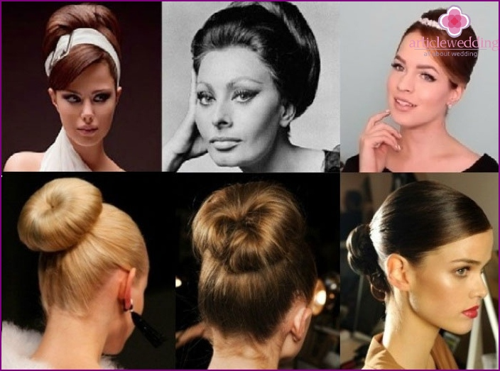 Hairstyles Audrey Hepburn
