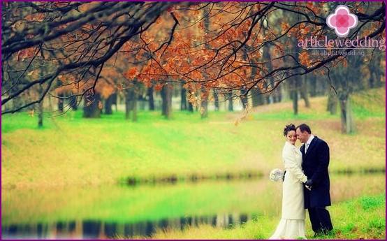 Wedding in St. Petersburg