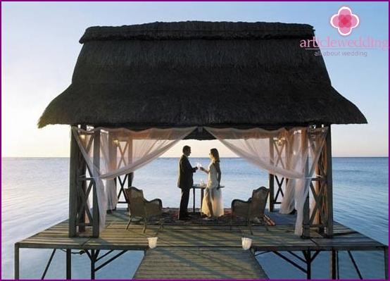 Where to go on a honeymoon