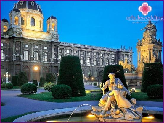 Flitterwochen in Wien