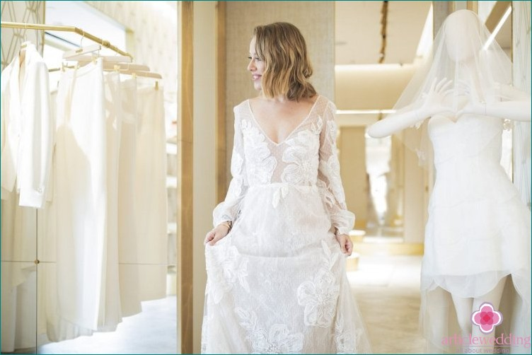 Wedding dress Sobchak