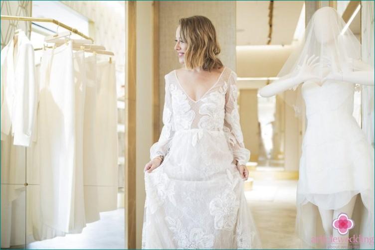 Hochzeitskleid Sobtschak