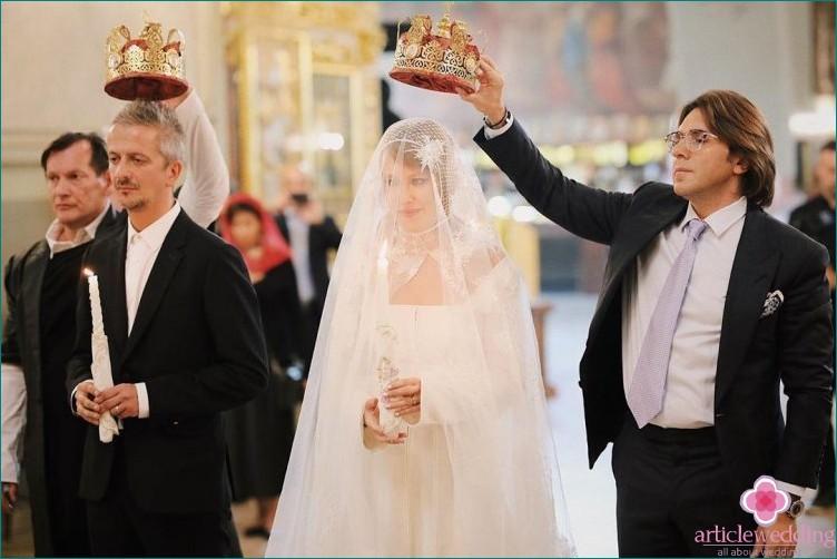 Hochzeit Sobtschak