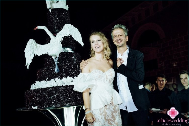 Star weddings in 2019 in Russia