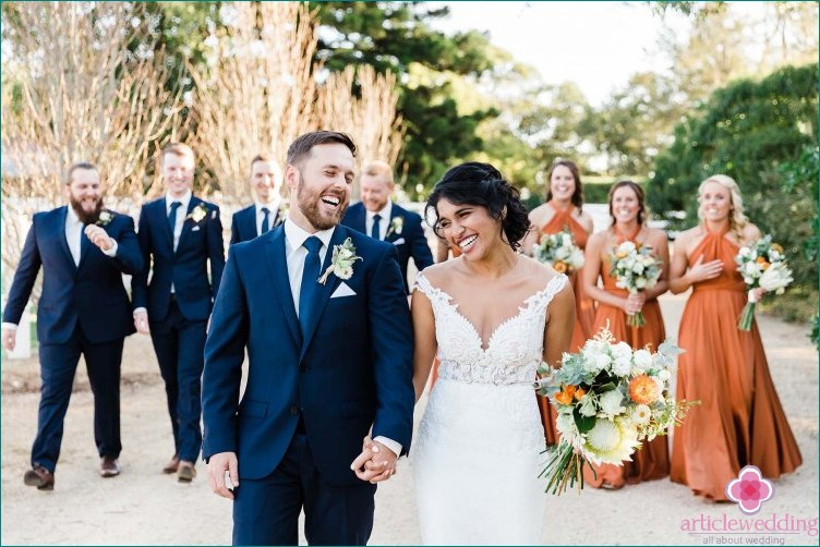 Mass infection at a wedding in Australia