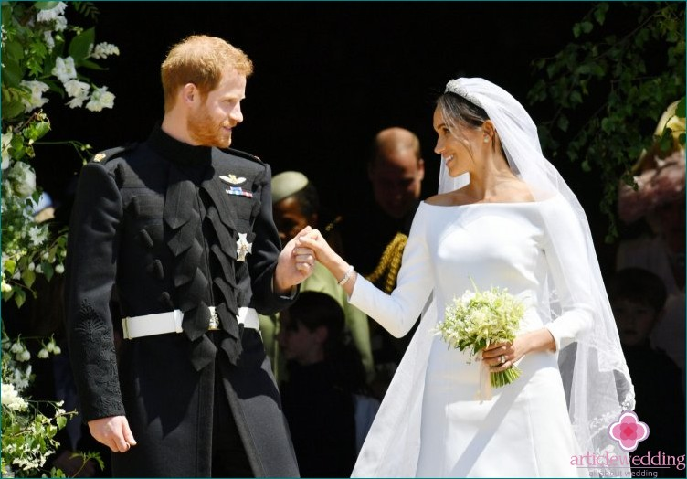 Unique traditions and customs of royal weddings