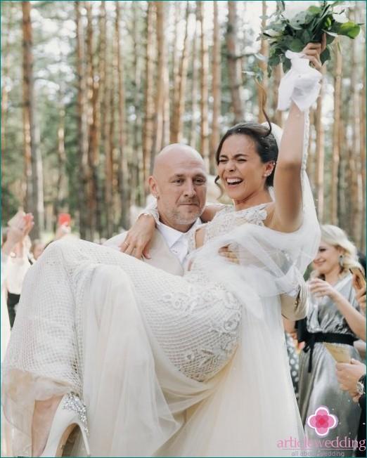 Hairstyle Nastya Kamensky