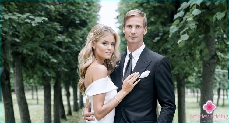 Katya Grigoryeva ja Anton Shunin