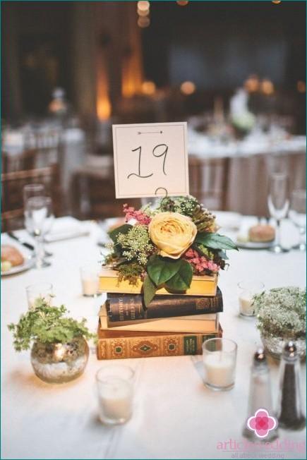 Book Wedding Decor